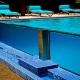 piscina de vidro aquavision